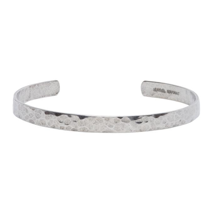 Photo: Isabel Marant Silver Cuff Bracelet