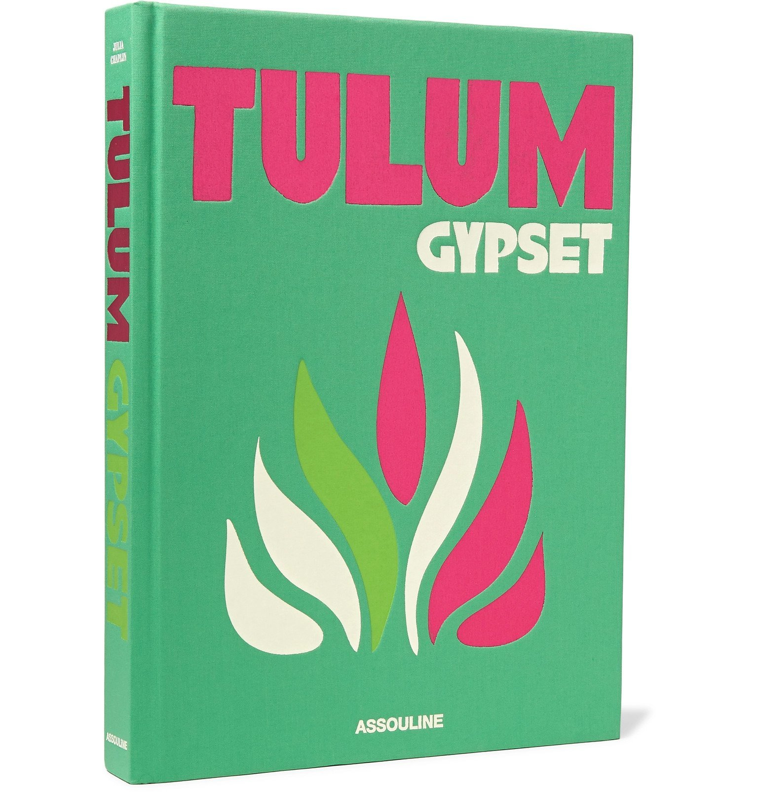 Photo: Assouline - Tulum Gypset Hardcover Book - Green