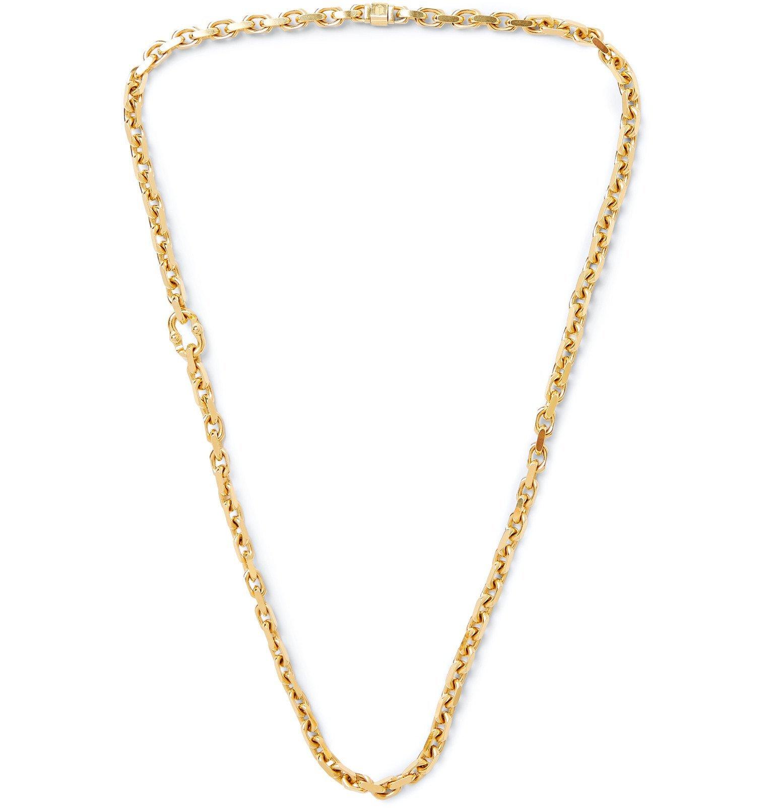 Photo: Tiffany & Co. - Tiffany 1837 Makers 18-Karat Gold Necklace - Gold