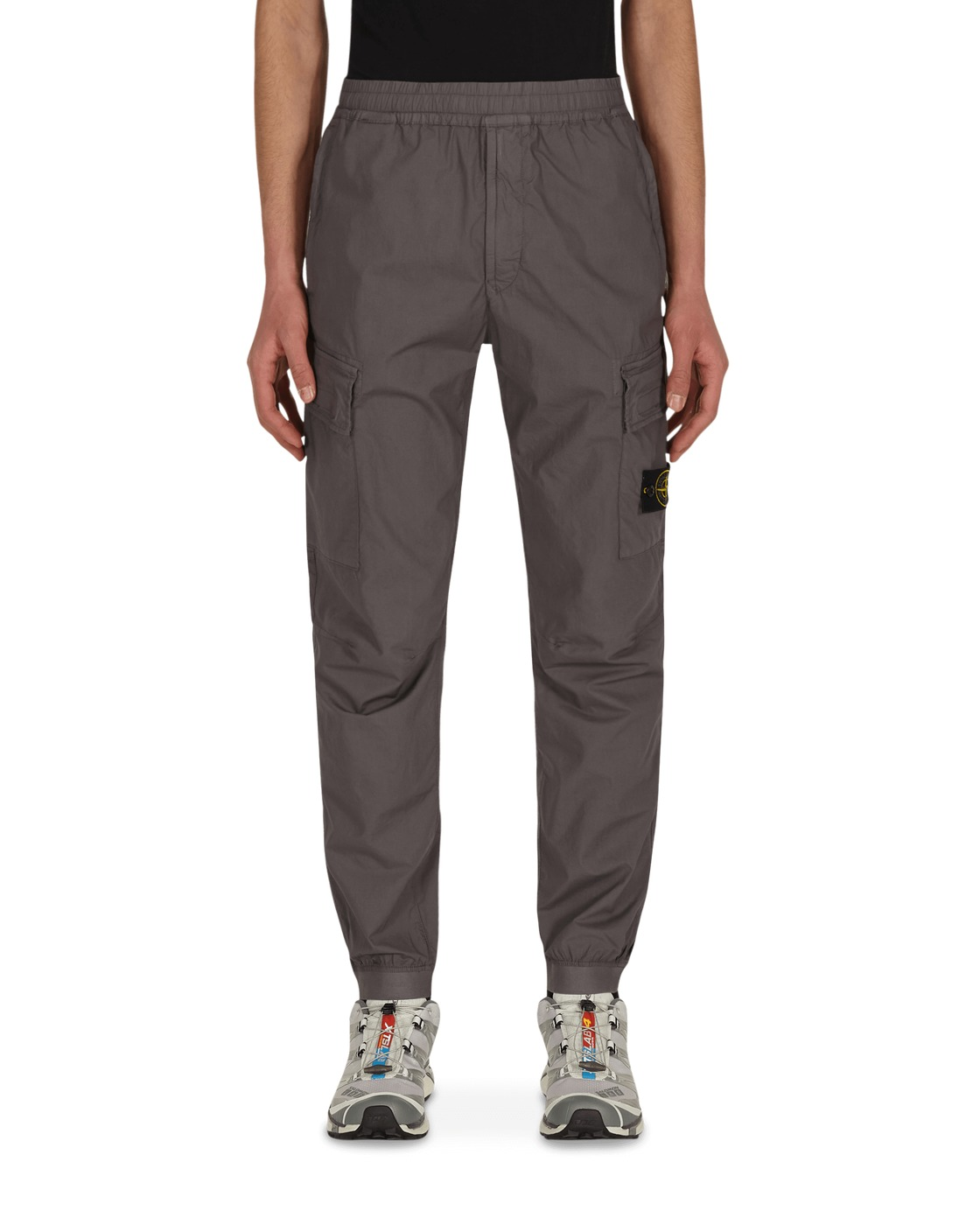 Stone Island Cargo Pants Forest Green