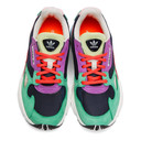 adidas Originals Multicolor Falcon 90s Low Top Sneaker