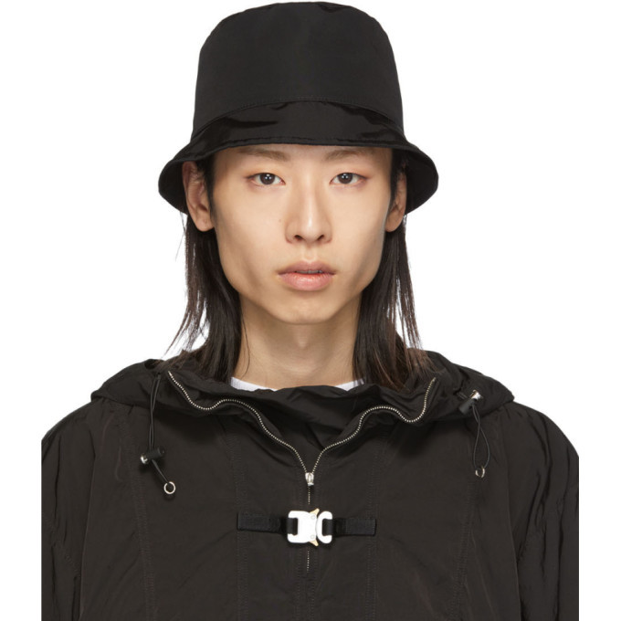 Photo: 1017 ALYX 9SM Black Hunter Bucket Hat