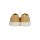 Common Projects Tan Suede BBall Low Sneakers