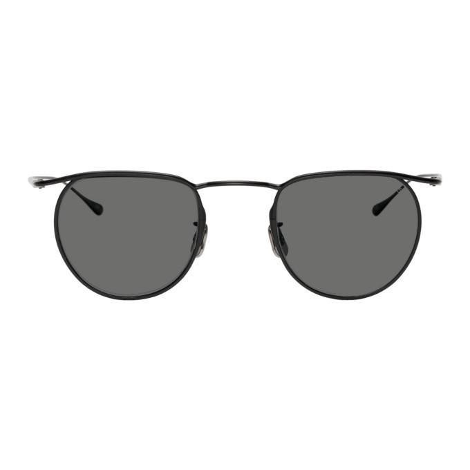 Photo: Eyevan 7285 Black 160 Sunglasses