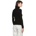 GmbH Black Wool Leif Turtleneck