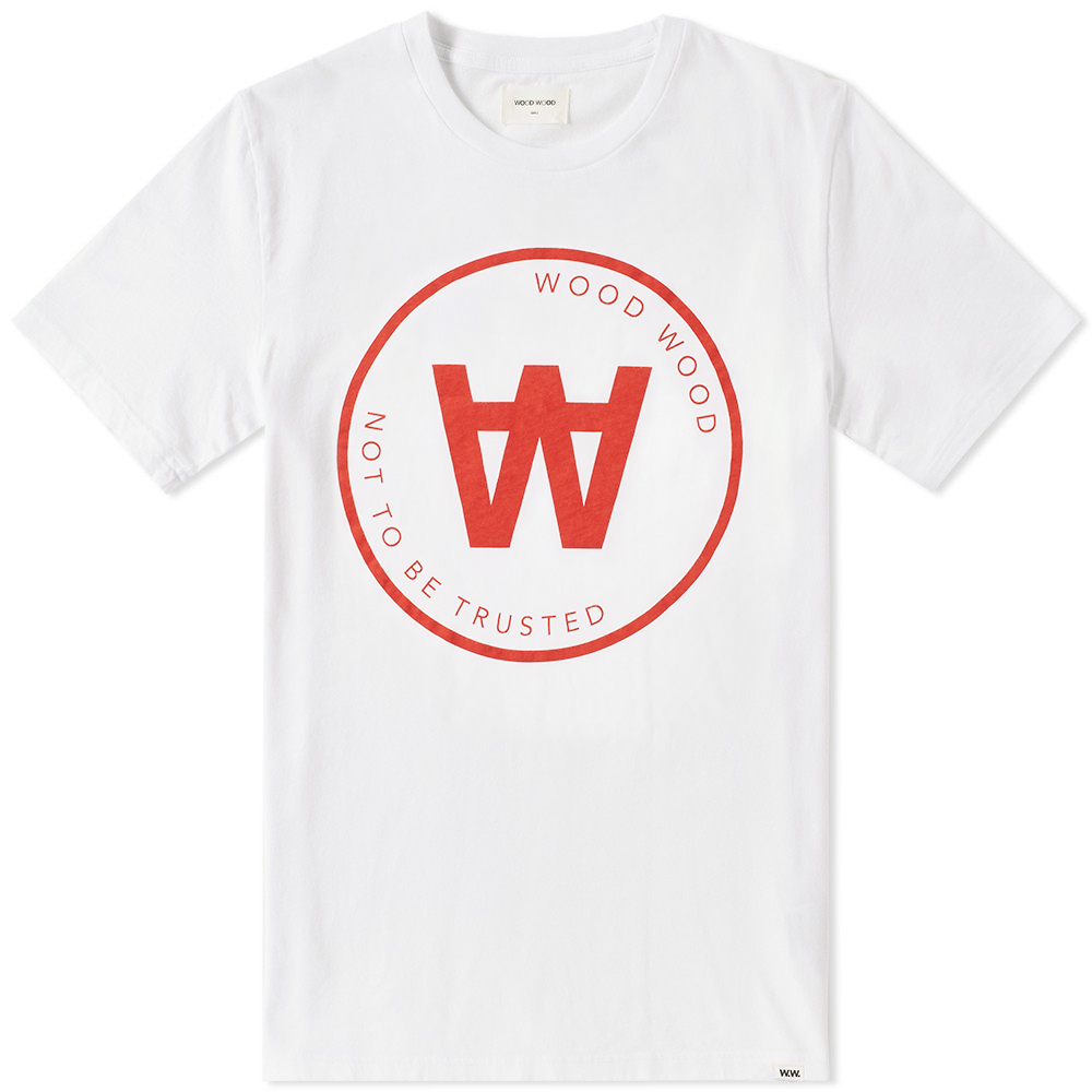 Photo: Wood Wood AA Seal Tee