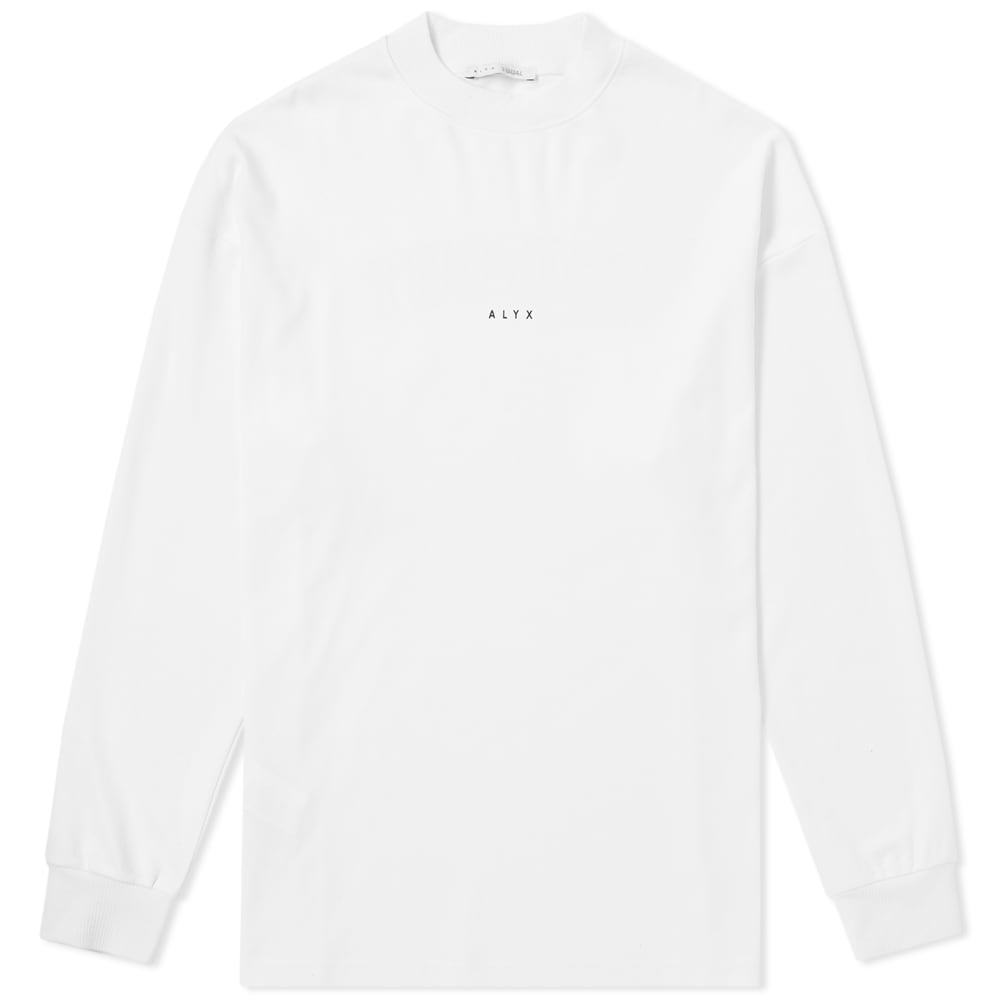 Photo: 1017 ALYX 9SM Long Sleeve Drop Out Tee