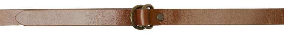 Photo: Husbands Tan D-Ring Belt