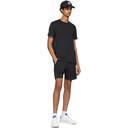 adidas Originals Black Aero 3-Stripes T-Shirt