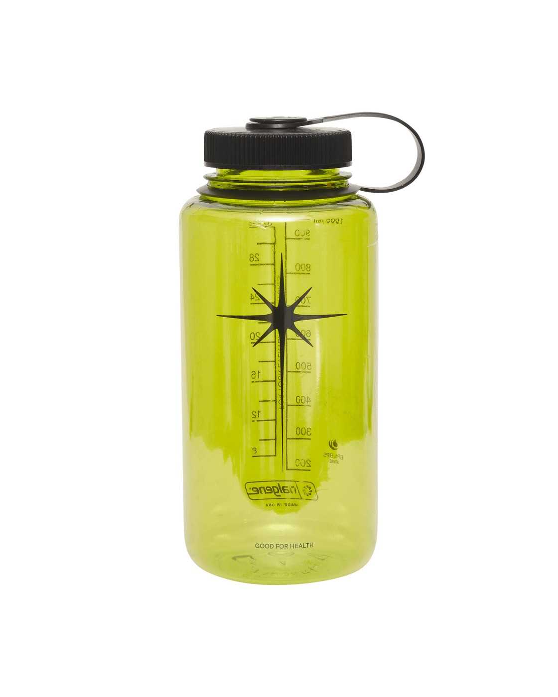 Photo: Eden Power Corp Nalgene 32oz Water Bottle Yellow