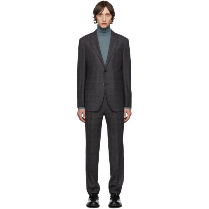 Photo: Ermenegildo Zegna Grey Cashmere Milano Easy Suit