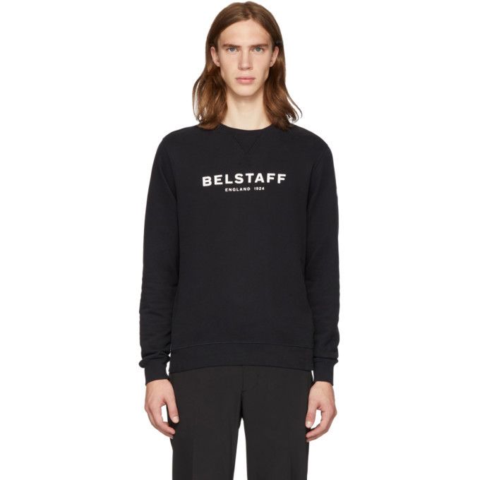 Photo: Belstaff Black 1924 Sweatshirt