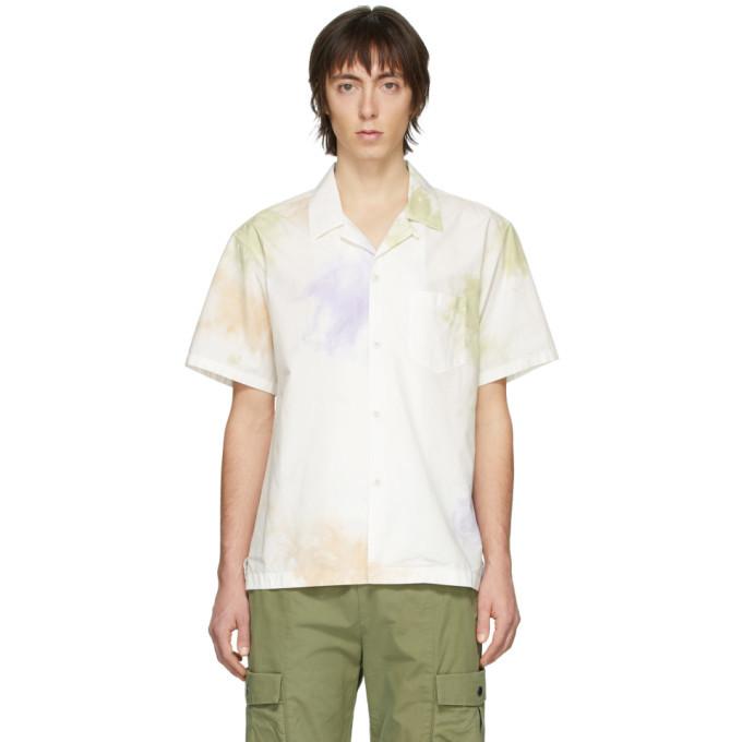 Photo: John Elliott Multicolor Bowling Shirt