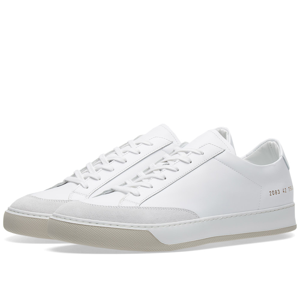 Photo: Common Projects Tennis Pro