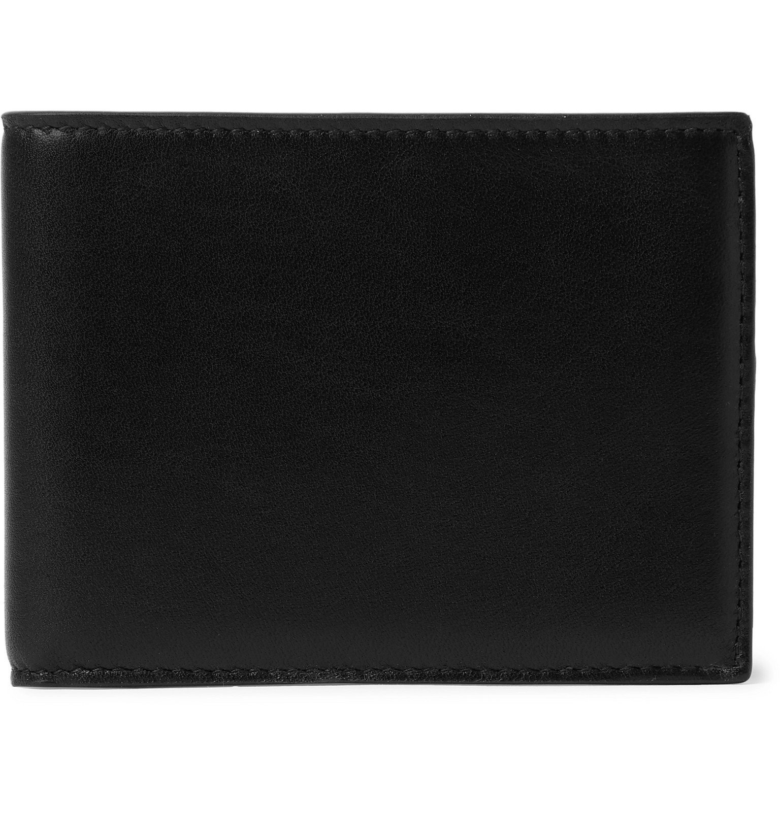 Common Projects - Leather Billfold Wallet - Black