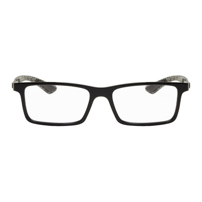 Photo: Ray-Ban Black RB8901 Rectangular Glasses