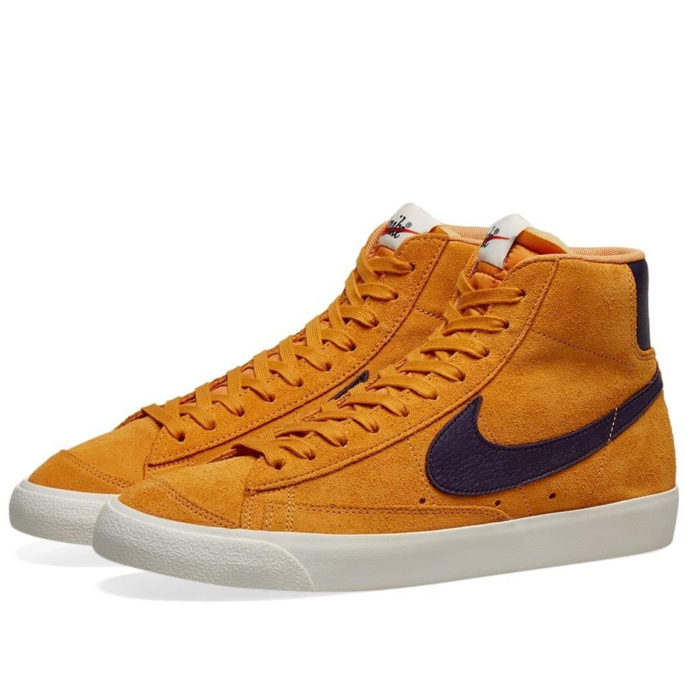 Photo: Nike Blazer '77 Suede