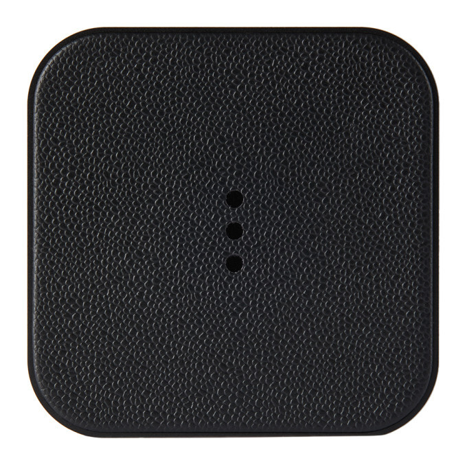 Photo: Courant Black Catch:1 Wireless Phone Charger