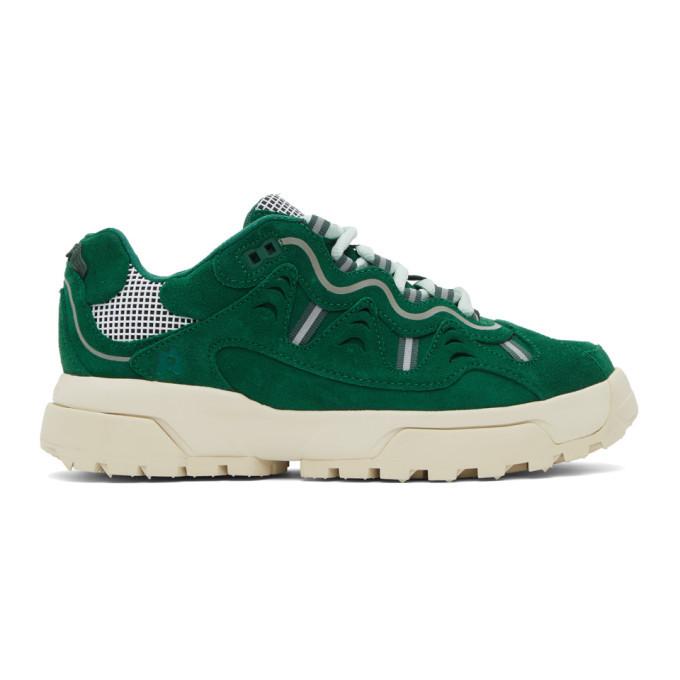 Photo: Converse Green Golf Le Fleur Edition Gianno Sneakers