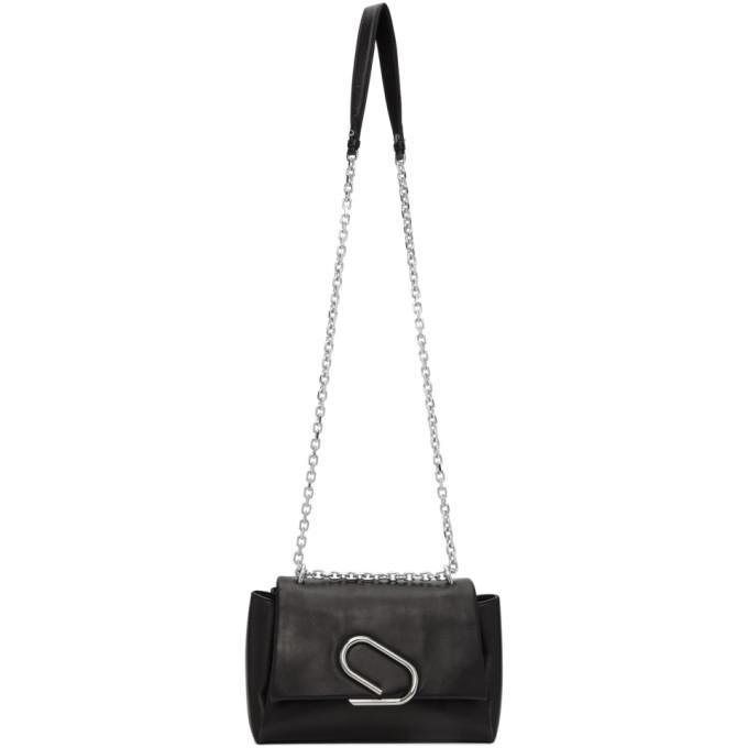 3.1 Phillip Lim Black Alix Soft Chain Bag