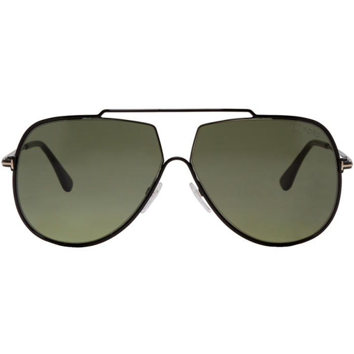 Photo: Tom Ford Black Chase 02 Sunglasses