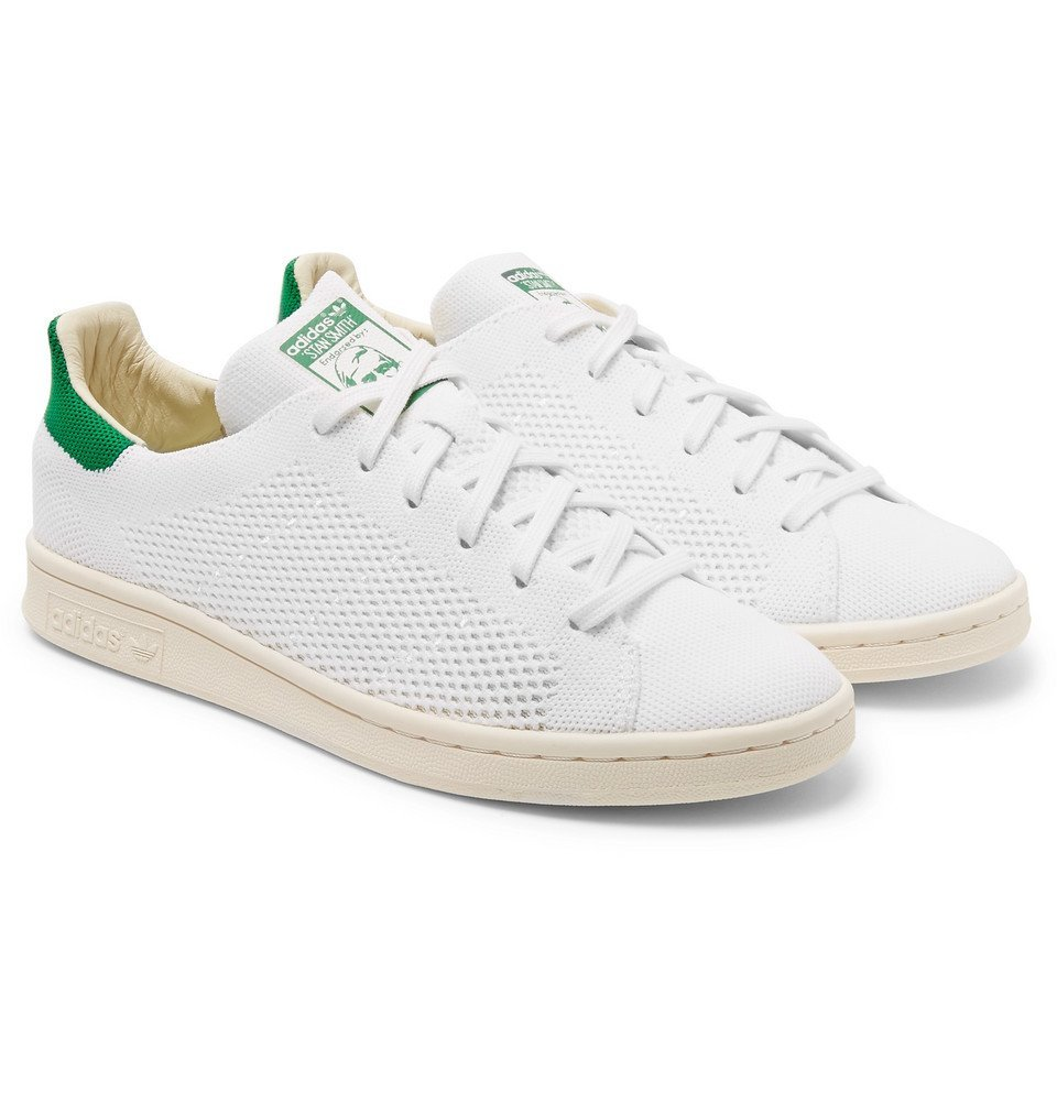 adidas Originals - Stan Smith Primeknit Sneakers - Men - White