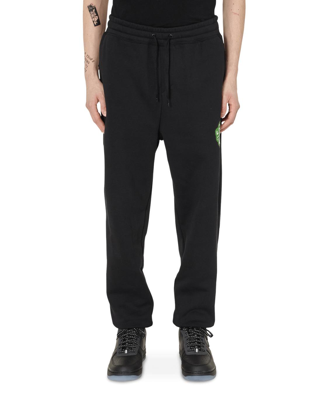 Photo: Nike Jordan Jumpman Sticker Fleece Trousers Black