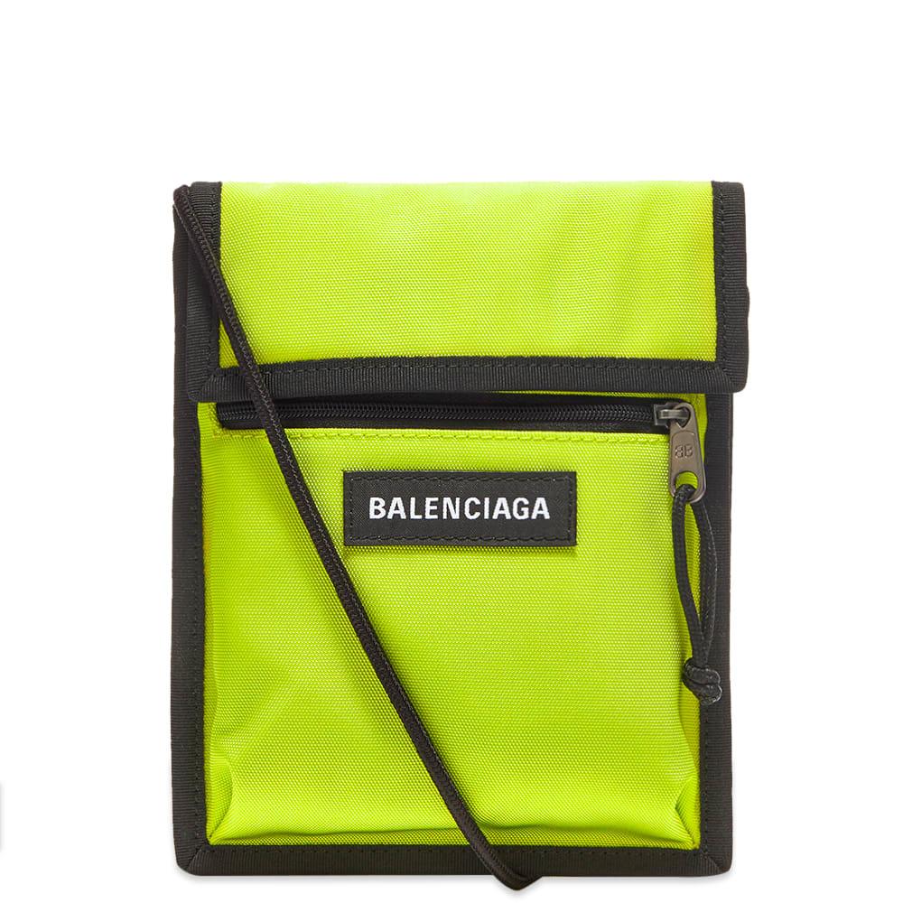 Photo: Balenciaga Explorer Shoulder Pouch
