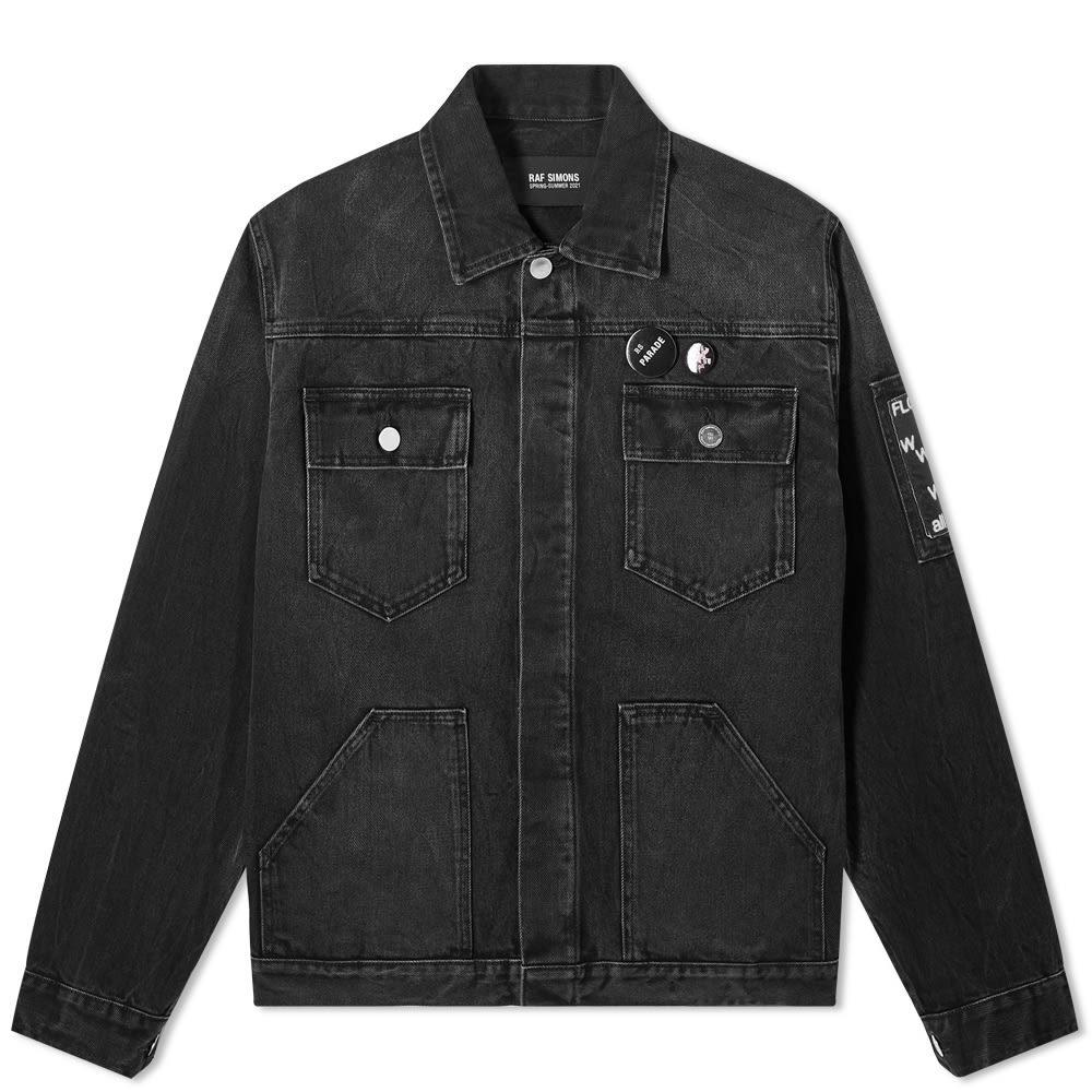 Photo: Raf Simons Workwear Jacket