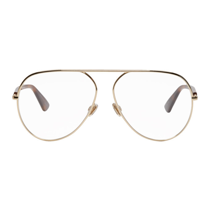 Photo: Dior Homme Gold DiorEssence15 Glasses
