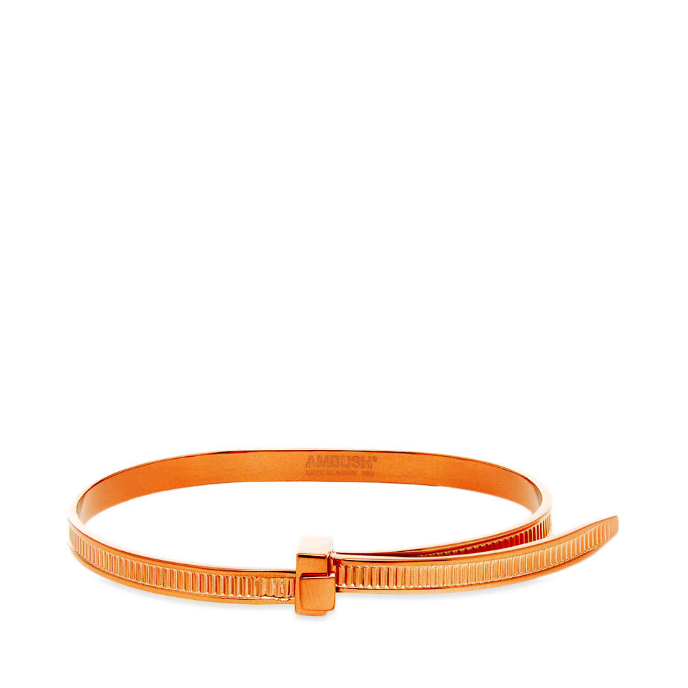 Photo: Ambush SSS Zip Tie Bracelet