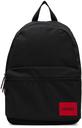 Hugo Black Ethon Backpack
