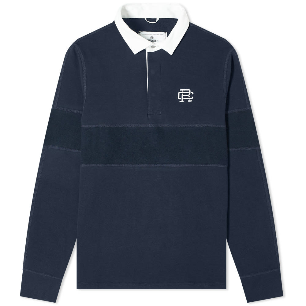 Photo: Reigning Champ Rugby Shirt
