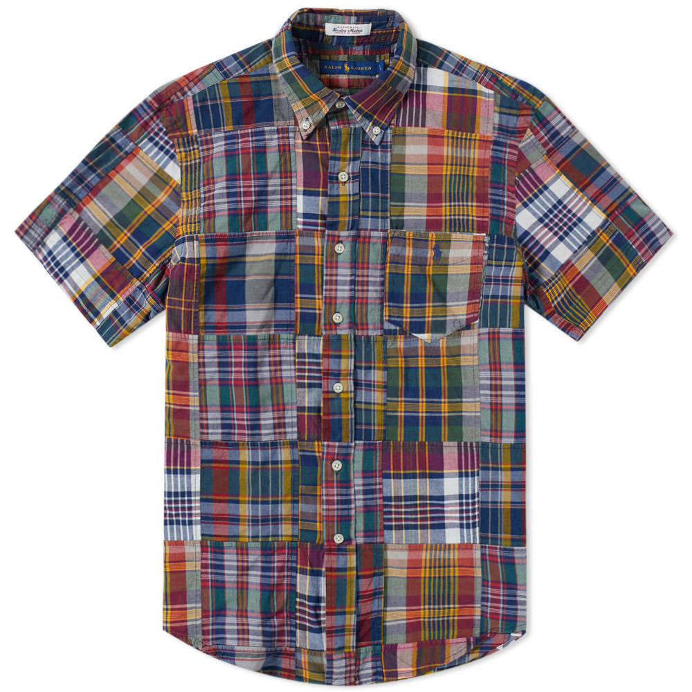 Photo: Polo Ralph Lauren Short Sleeve Madras Shirt