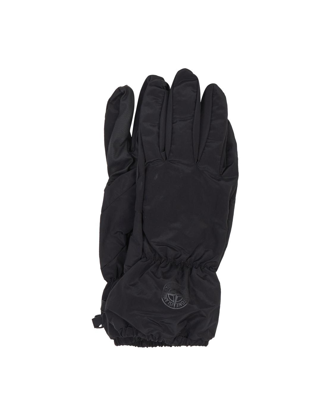 Photo: Stone Island Nylon Metal Gloves
