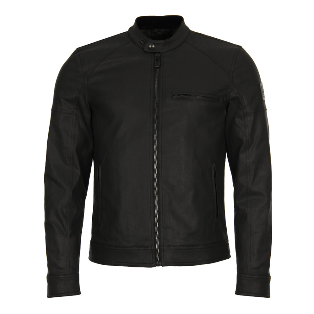 Beckford Blouson Jacket - Black