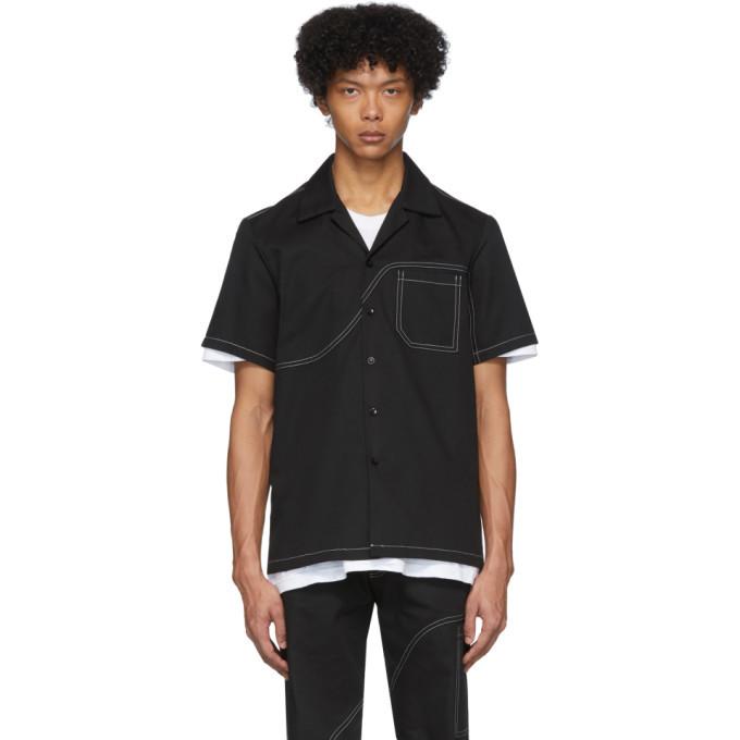 EDEN power corp Black Field Shirt