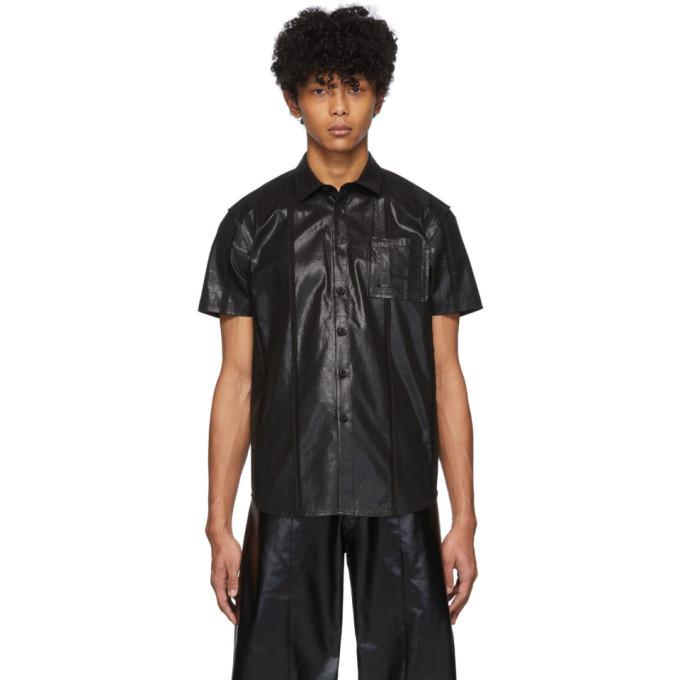 Photo: Keenkee Black Raw Station Short Sleeve Shirt