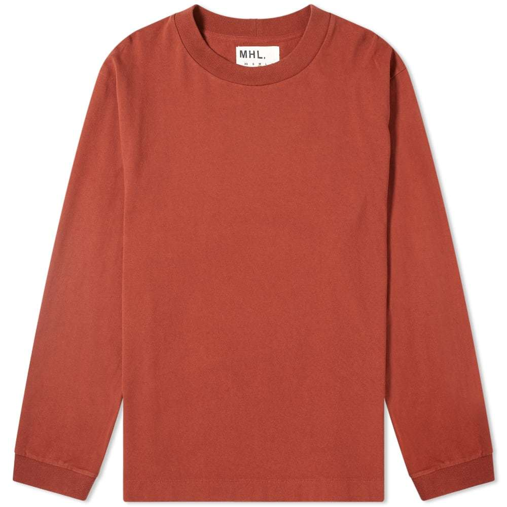 Photo: MHL. by Margaret Howell Wide Neck Crew Sweat