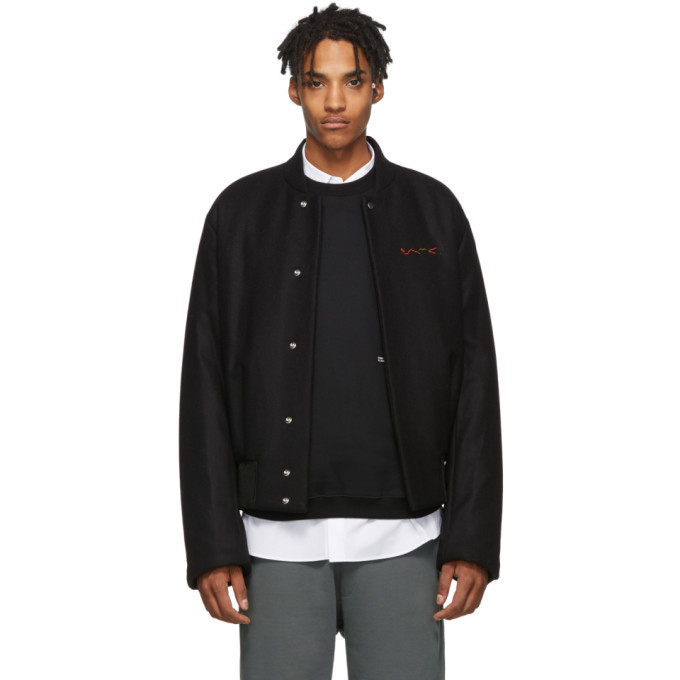 Photo: OAMC Black Spector Bomber Jacket