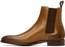 Dunhill Brown Kensington Chelsea Boots