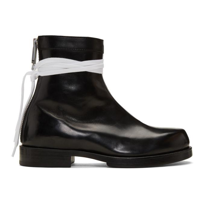 Photo: 1017 Alyx 9SM Black New Chelsea Boots
