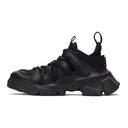MCQ Black Orbyt Descender No.2 Sneakers