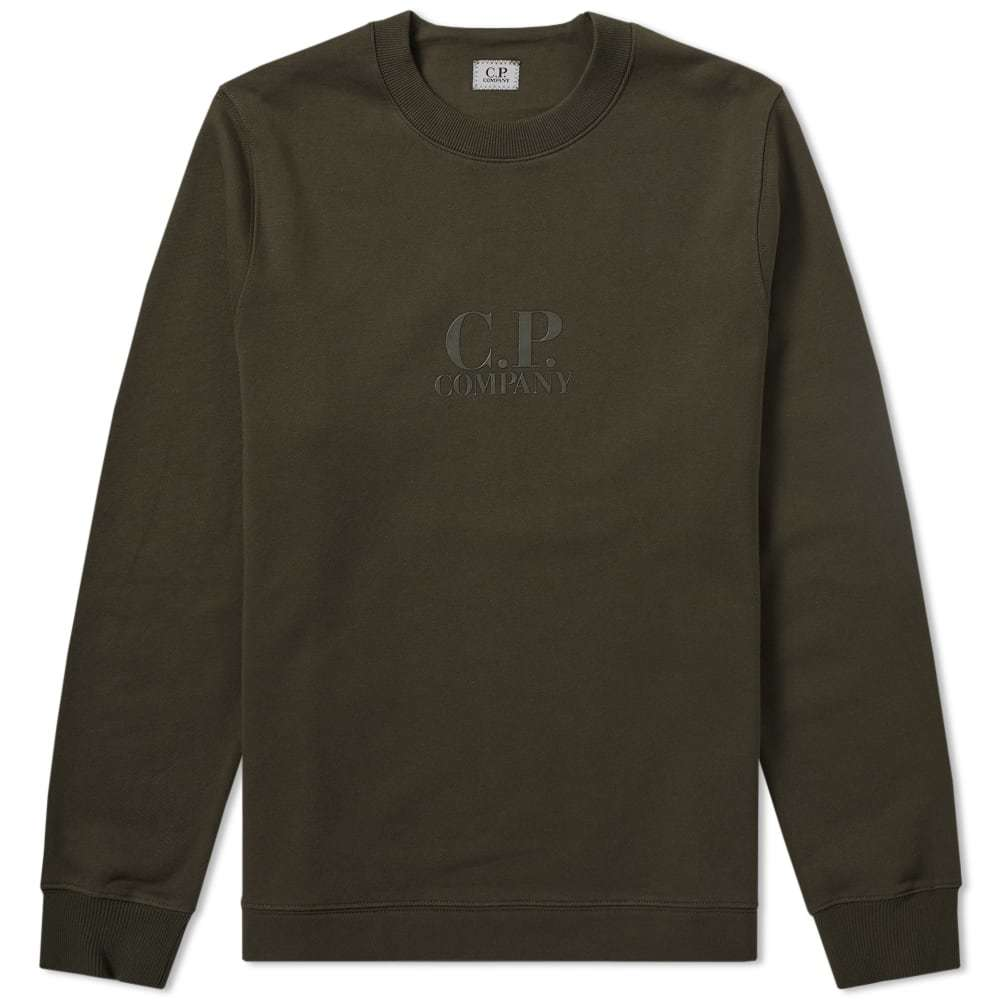 Photo: C.P. Company Logo Sweat