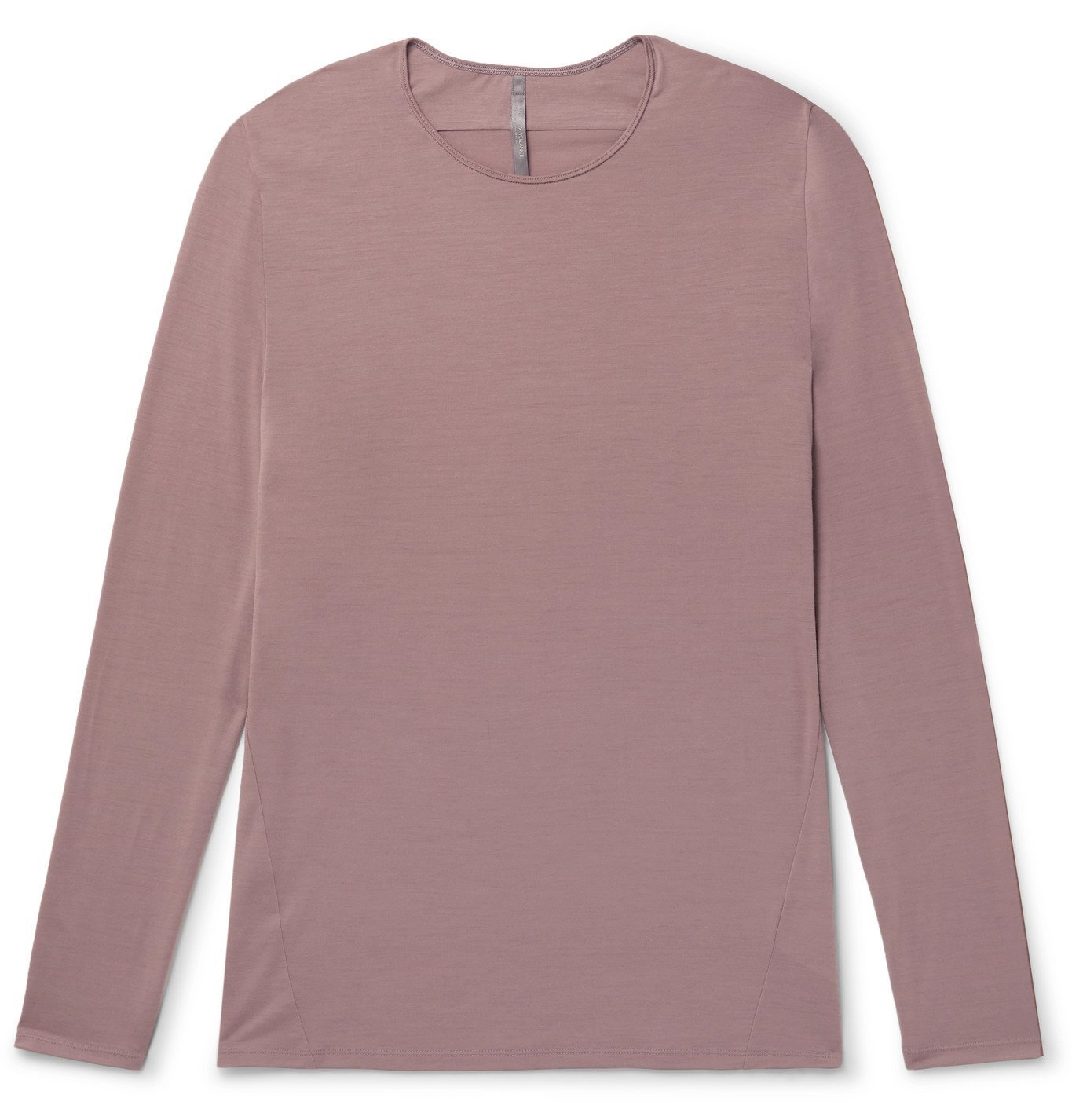 Photo: Veilance - Frame Wool-Blend T-Shirt - Pink