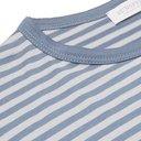 Sunspel - Striped Cotton-Jersey T-Shirt - Men - Blue