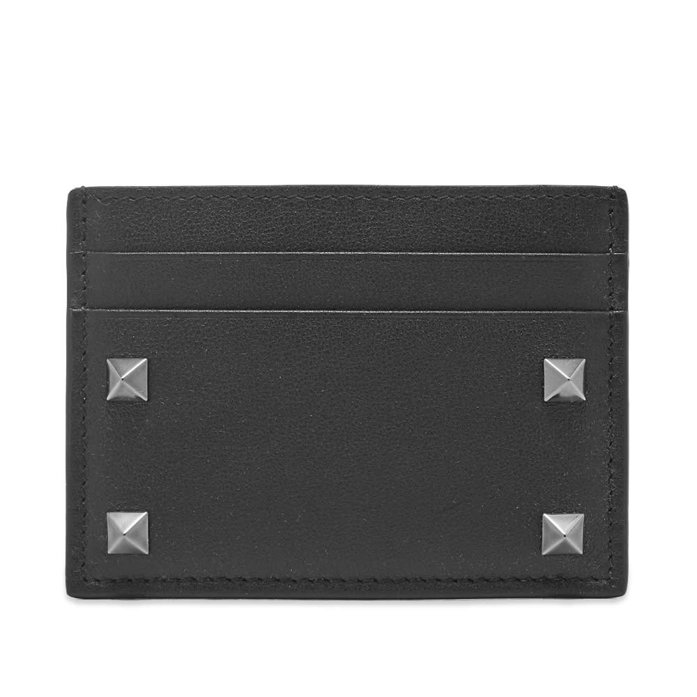 Photo: Valentino Rockstud Card Holder