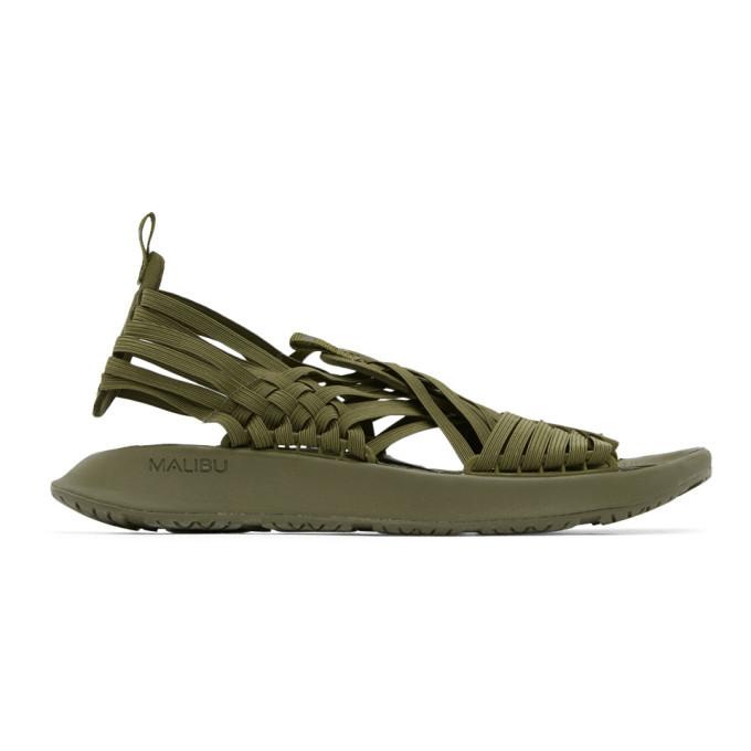 Photo: Malibu Sandals Khaki Rancho Sandals