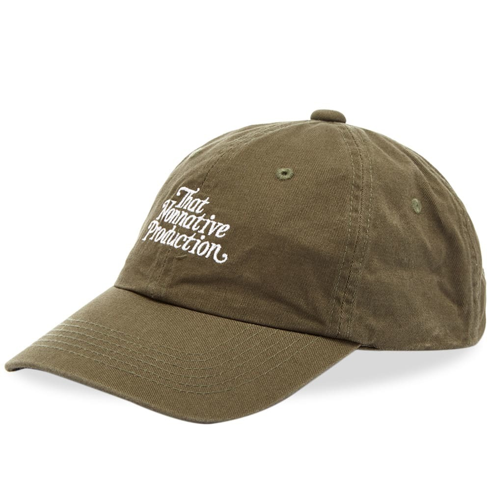 Photo: Nonnative TNP Embroidered Script Baseball Cap