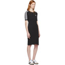 adidas Originals Black 3-Stripe Dress